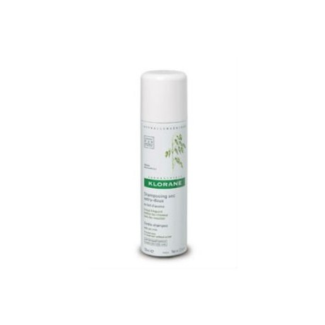 KLORANE CHAMPU SECO EXTRACTO AVENA SPRAY 150 ML