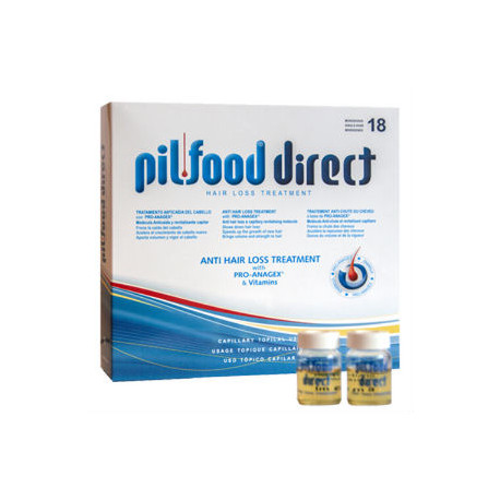 PILFOOD DIRECT 18 AMPOLLAS 6ml