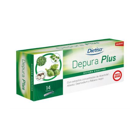 DIETISA DEPURA PLUS 14 VIALES