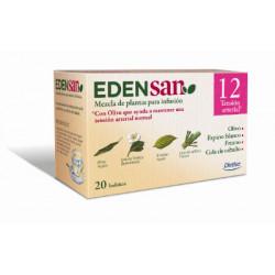 DIETISA EDENSAN 12 TENSION ARTERIAL 20 FILTROS