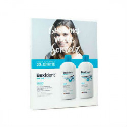 ISDIN BEXIDENT ENCIAS COLUTORIO TRICLOSAN 2x500ml