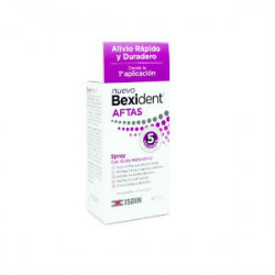 ISDIN BEXIDENT AFTAS SPRAY 15ML