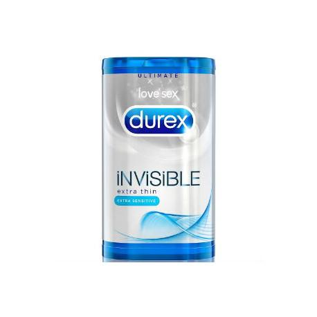 DUREX INVISIBLE SENSIT 12UD