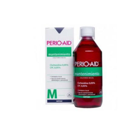 PERIO-AID COLUTORIO MANTENIMIENTO 500 ML