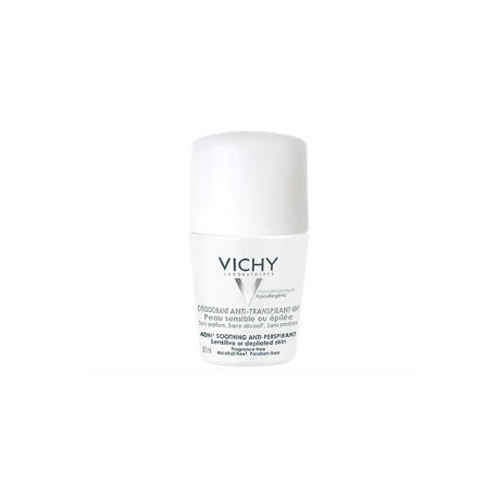 VICHY DESODORANTE ROLL-ON PIEL SENSIBLE 50 ML.