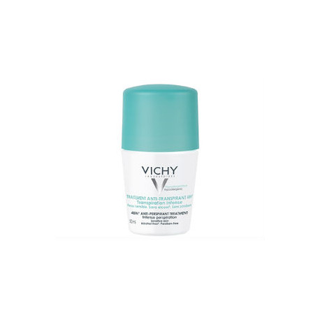 VICHY DESODORANTE ROLL-ON ANTITRANSPIRANTE 50 ML