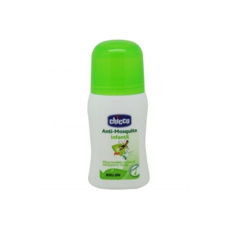 CHICCO ANTIMOSQUITOS ROLL ON PROTECCION NATURAL