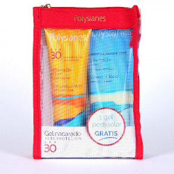 POLYSIANES PACK GEL SPF30+GEL FRESCO