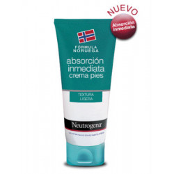 NG PIES CREMA ABSORCION RAPIDA 100ML
