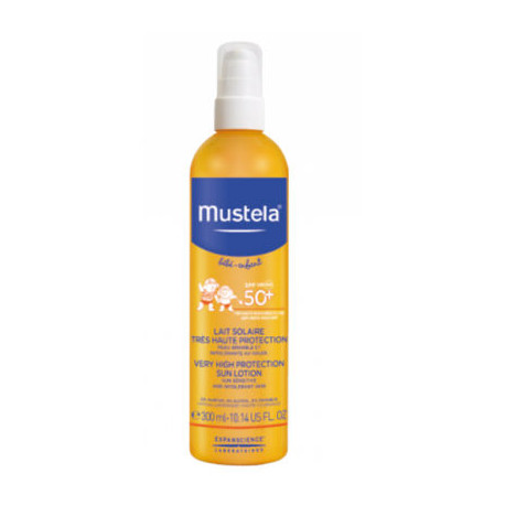 MUSTELA SOLAR SPRAY SPF50+ 300ML