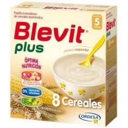 BLEVIT PLUS BIFIDUS 8 CEREALES 600 GR