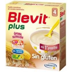 BLEVIT PLUS BIFIDUS SIN GLUTEN 600 GR.