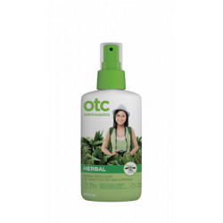 OTC ANTIMOSQUITOS HERBAL SPRAY 100ML