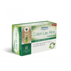 DIETISA COLON CLEANSE ALOE 60 CAPS.