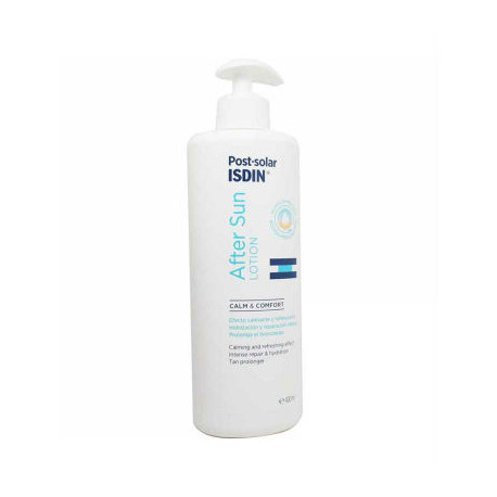 ISDIN AFTERSUN LOCION 400 ML.