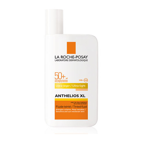 LA ROCHE-POSAY ANTHELIOS FLUIDO CON COLOR FACIAL SPF50+ 50ML
