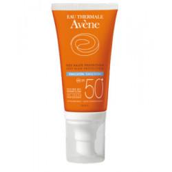 AVENE SOLAR EMULSION SPF50+ SIN PERFUME 50ML