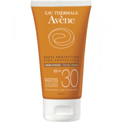 AVENE SOLAR CREMA COLOR SPF30 50ML