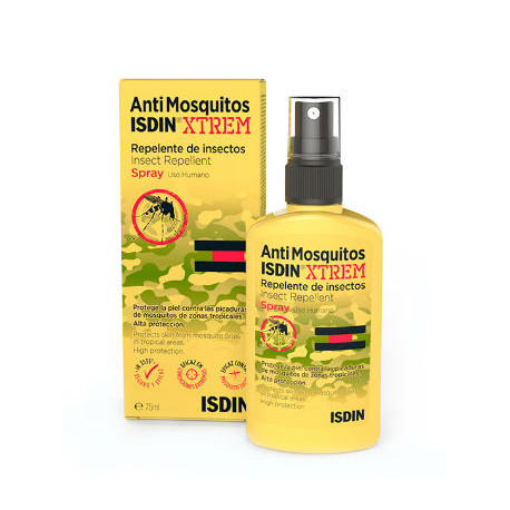 ISDIN ANTIMOSQUITOS SPRAY XTREM 30% 75 ML