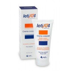 LETI AT-4 CREMA CORPORAL PIELES ATOPICAS 200 ML.
