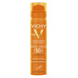 VICHY CAPITAL SOLEIL BRUMA ROSTRO FRESCOR SPF50 75ML