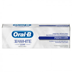 ORAL-B PASTA 3D WHITE LUXE PERFECT. 75ml