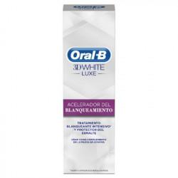 ORAL-B PASTA 3D WHITE ACELERADOR 75ML