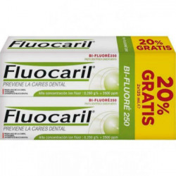 FLUOCARIL PASTA DENTAL MENTA 2x125ml