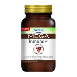 DIETISA MEGA INMUNO + 60 caps