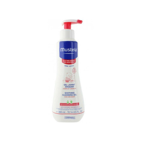 PMS GEL LAVANTE 300ml - MUSTELA