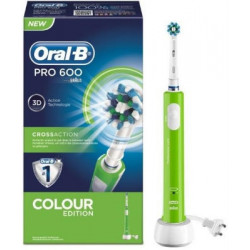 ORAL-B CEPILLO PRO600 CROSS ACT. VERDE