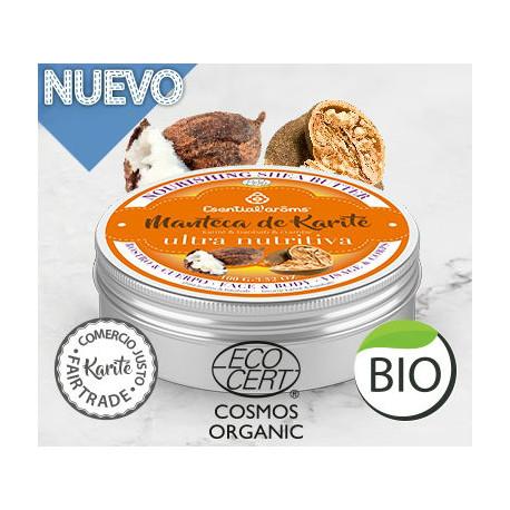 MANTECA DE KARITE NUTRIT. 100gr - INTER