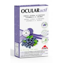 OCULAR ACTIF 28 CAPS - INTERSA