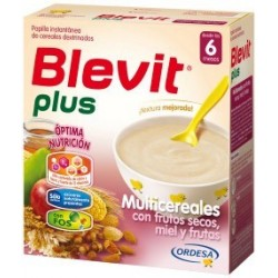 BLEVIT PLUS BIFIDUS MULTICEREAL FRUTOS SECOS 600GR