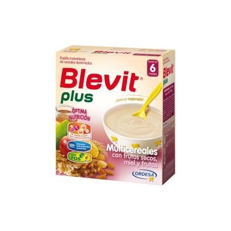 BLEVIT PLUS BIFIDUS MULTICEREAL FRUTOS SECOS 600GR
