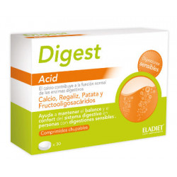 DIGEST ACID 30 comp. - ELADIET