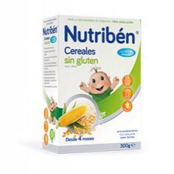 NUTRIBEN CER. S/GLUT C/LECHE ADAP. 300gr