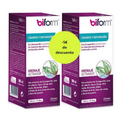 BIFORM DRENAJE 500ml x 2-DUPLO.-5€