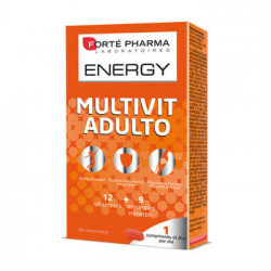 FORTE PHARMA ENERGY MULTIVIT ADULTO 28comp