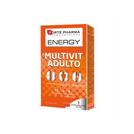 FORTE PHARMA ENERGY MULTIVIT ADULTO 28comp