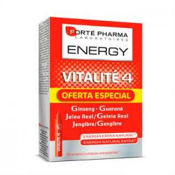 FORTE PHARMA ENERGY VITALITE 4 20 viales
