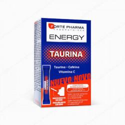 FORTE PHARMA ENERGY TAURINA 21 sobres