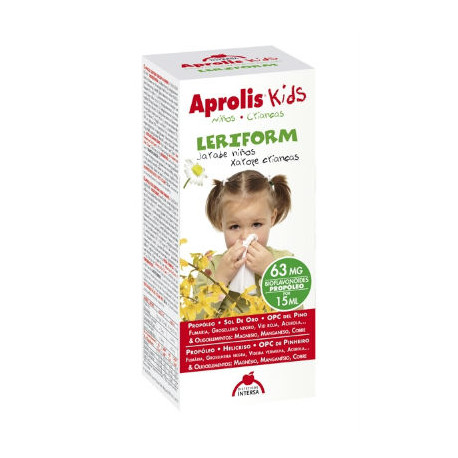 APROLIS LERIFORM KIDS 180ml