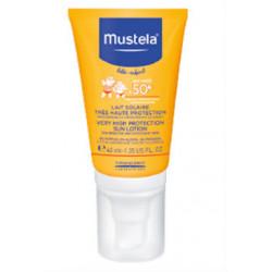 MUSTELA SOLAR LECHE FACIAL SPF50+ 40ML