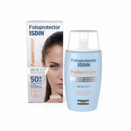 ISDIN FOTOPROTECTOR SPF 50+ FUSION WATER 50ML