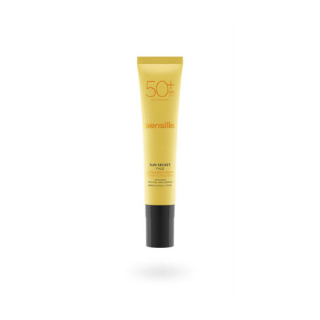 SENSILIS SUN SECRET CREMA FACIAL SPF50+ 40ML