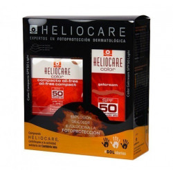 HELIOCARE GEL CR. (L) + COMP.OIL FR(L)
