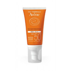 AVENE SOLAR CREMA SPF50+ SIN PERFUME 50ML