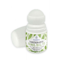 ESENTIAL AROMS ARBOL DEL TE DESODORANTE ROLL-ON 50ml