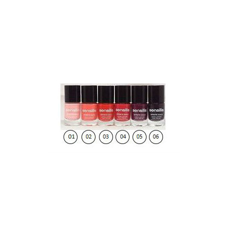 SENSILIS ESMALTE UÑAS INFINITE 06 DARK BERRY 10 ML